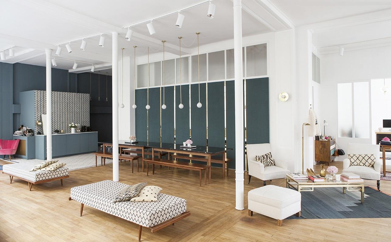 l 39 appartement s zane s. Black Bedroom Furniture Sets. Home Design Ideas